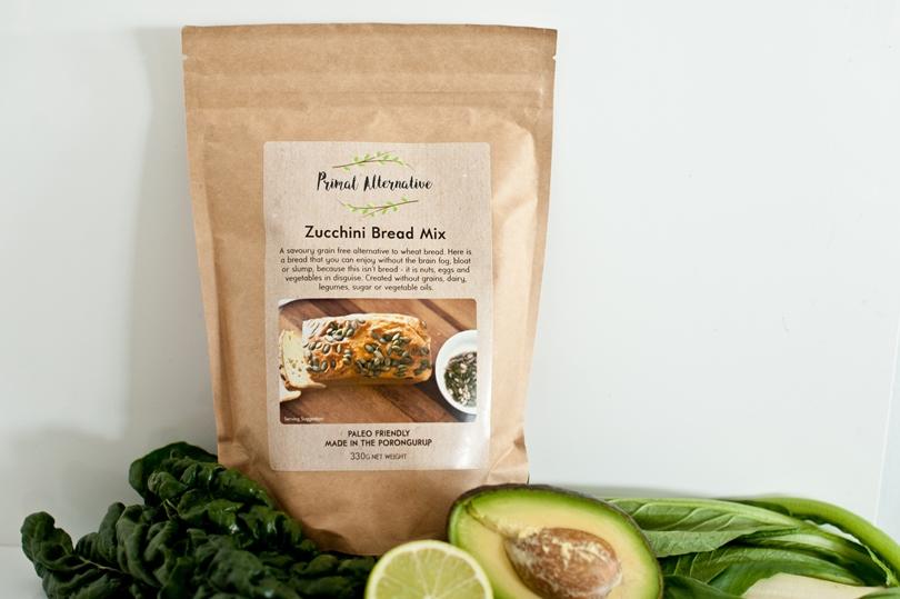 zucchini bread packet mix