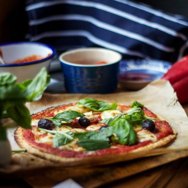 Grain Free Pizza Bases Paleo Keto