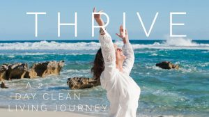 thrive challenge with Helen Marshall